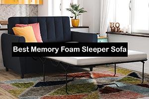 best-memory-foam-sleeper-sofa